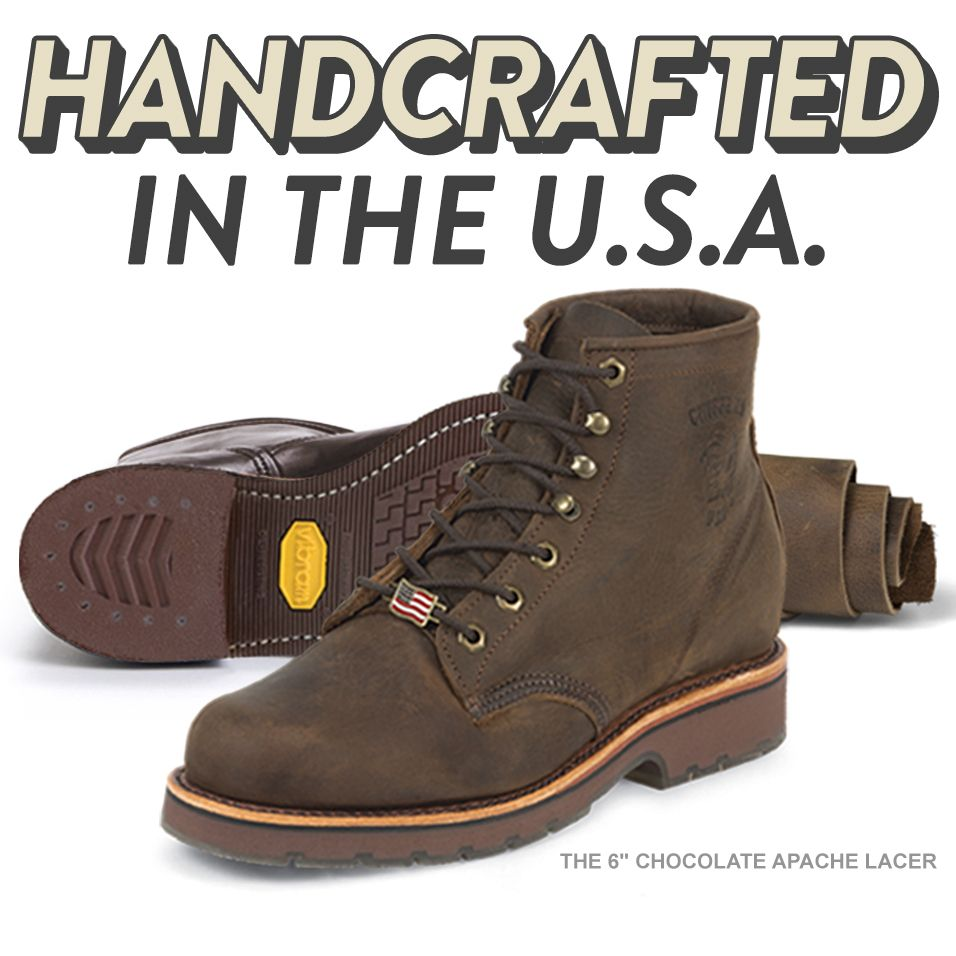 1901 Boots Handcrafted in the USA