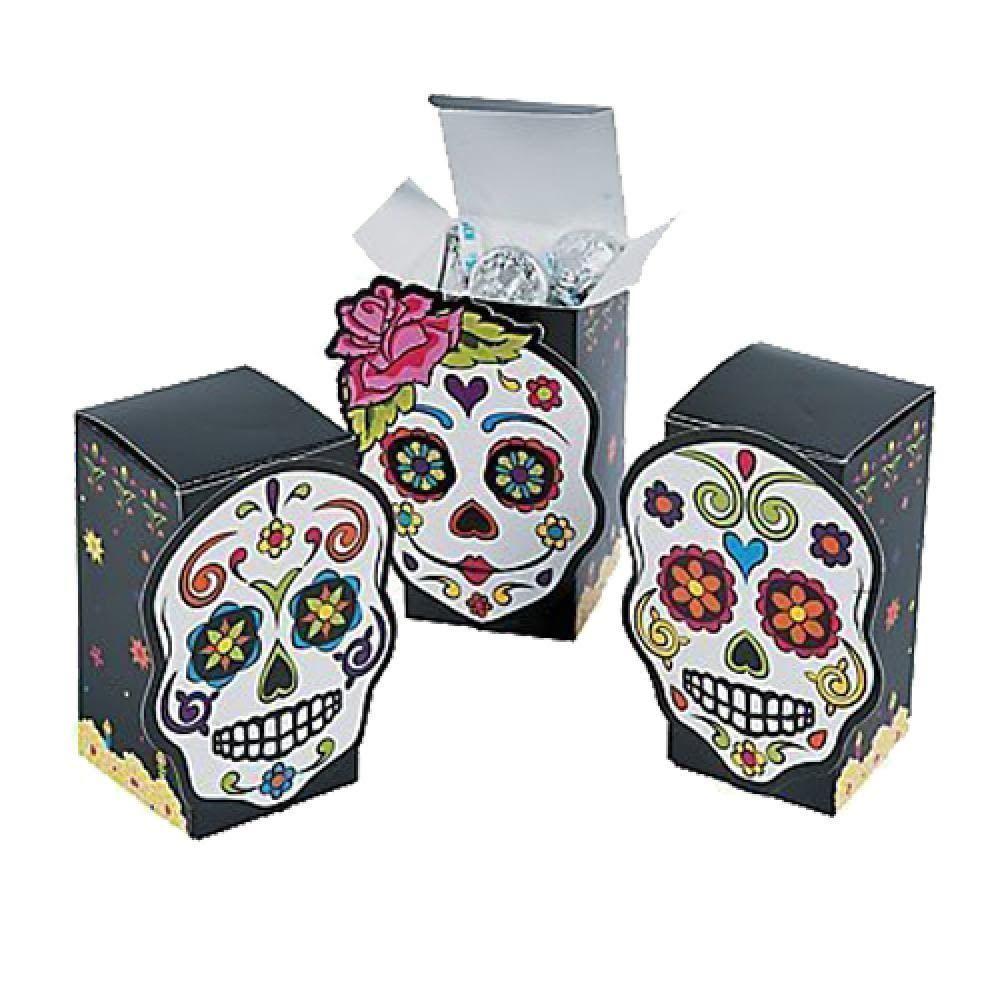 Coco Disney Pixar Party Favor Boxes Box Party Supply Design ...