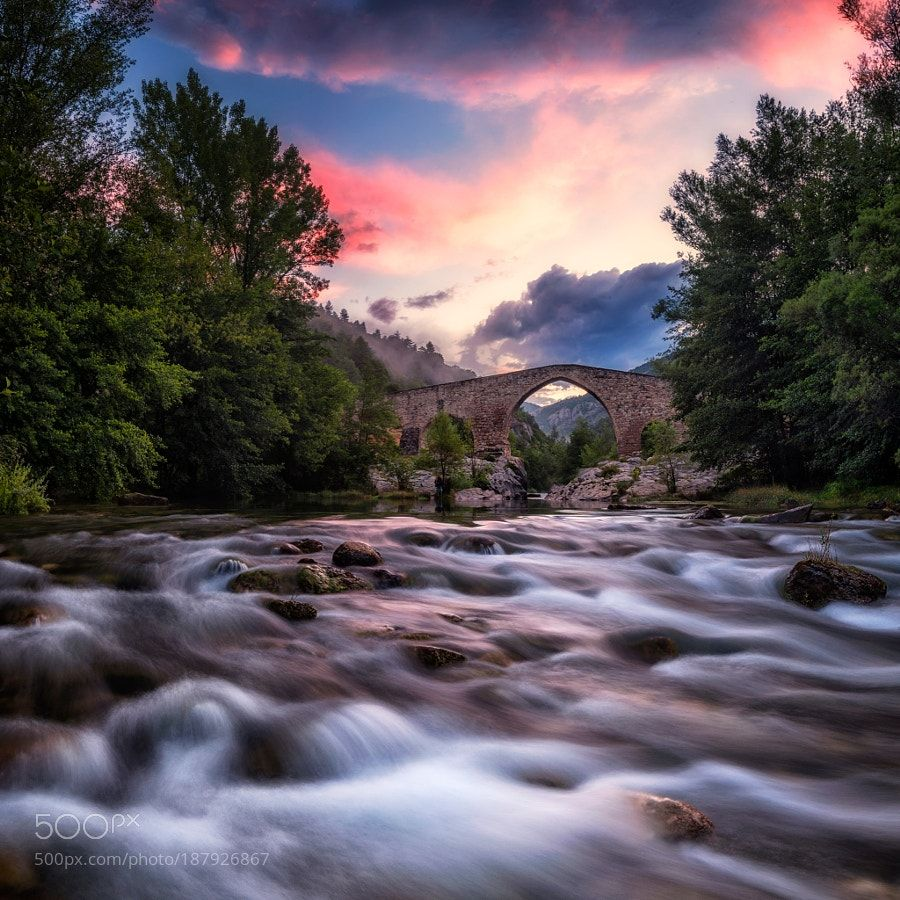 THE BRIDGE by Lluisdeharo. Please Like http://fb.me/go4photos and Follow @go4fotos Thank You. :-)