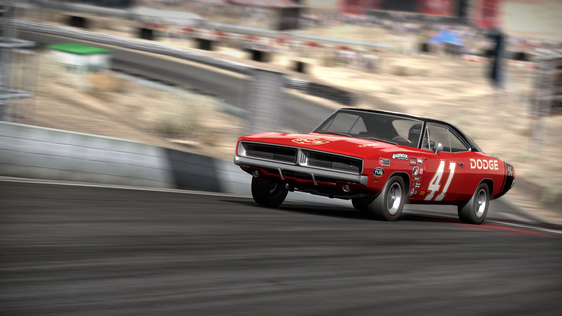 1969 Dodge Charger R T Racing Game Graphic Mopar Nation