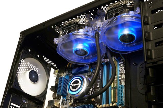 Zalman Reserator 3 Max Dual Liquid Cpu Cooler Unleashed Features A Unique Dual Radiator Design