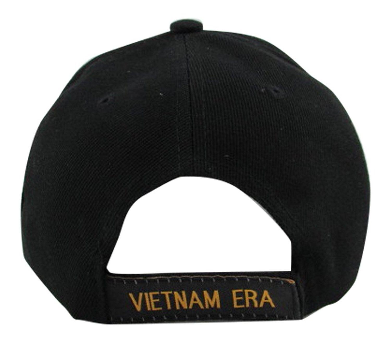 New Vietnam Era Veteran 1960-1975- US Warriors- Black- One Size Fits ... d6f4b67ce19