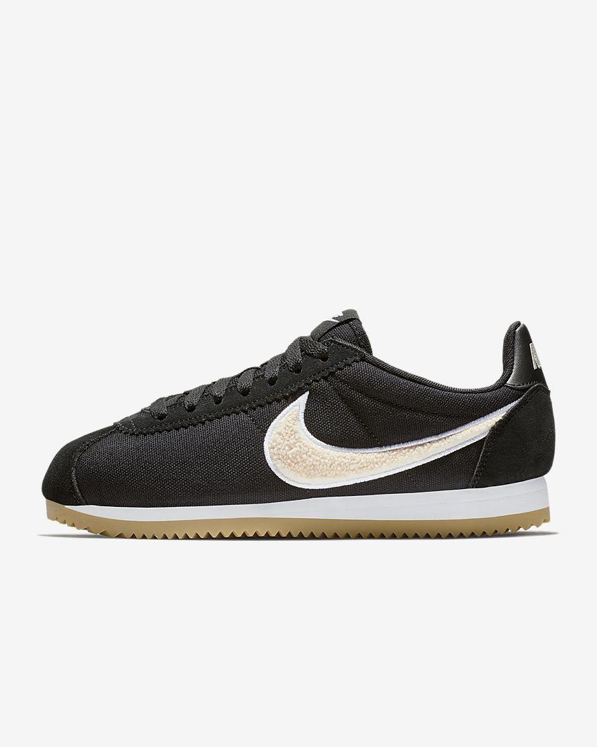 new concept 91cb5 bf37c Nike Classic Cortez Premium Women s Shoe