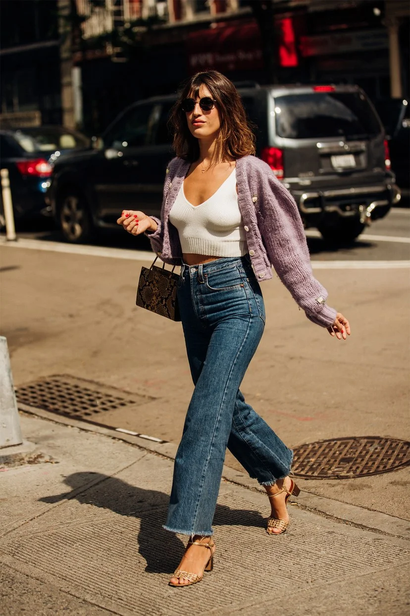 Photo of Street-Style 2019: So tragen Models und Stars den Cardigan