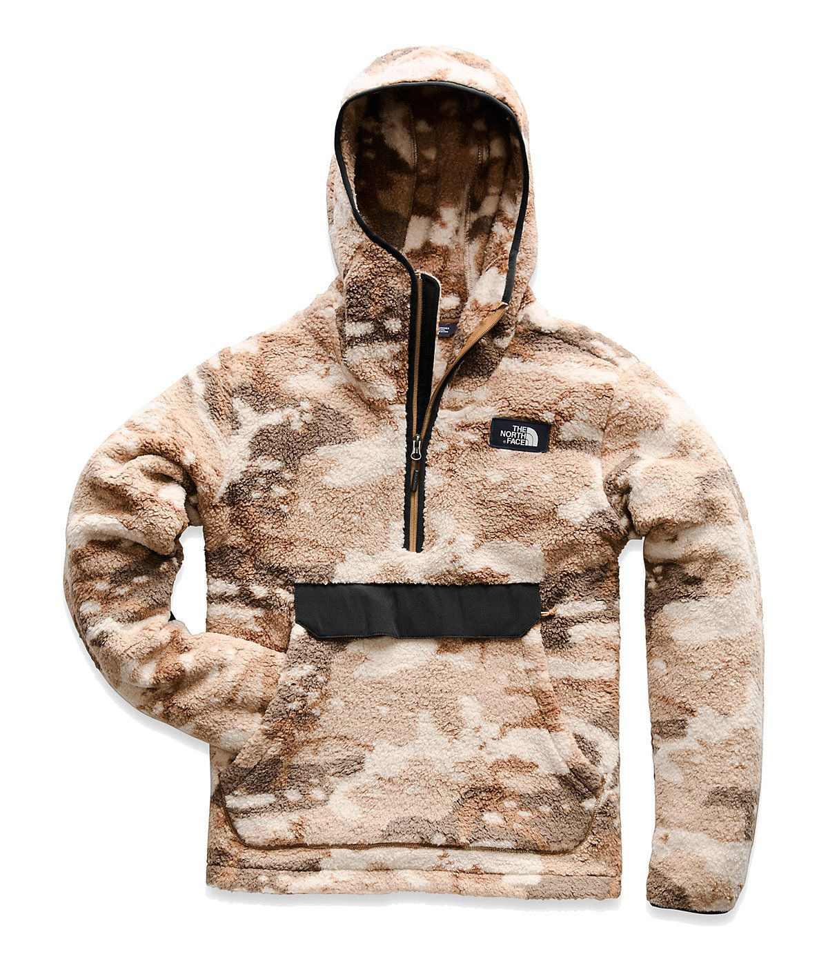 Men's Campshire Pullover Hoodie | The North Face | Hoodies