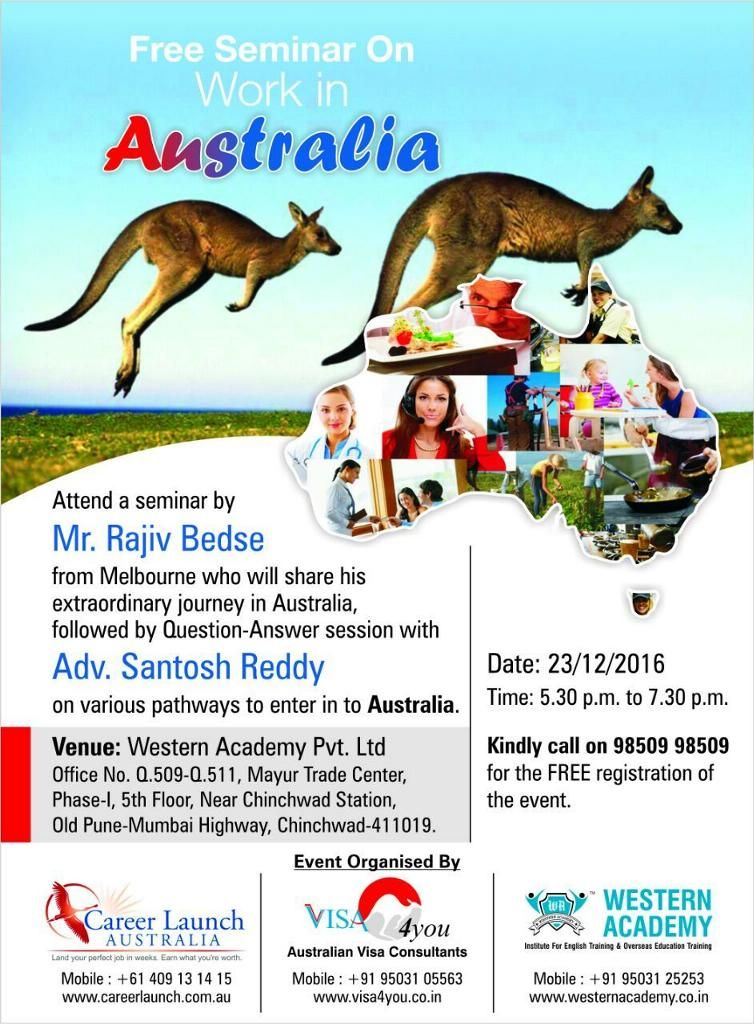 Pin By Visa4you On Life In Australia Work In Australia