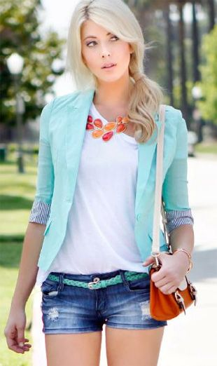 Mint Green Trend How To Wear Fashionisers Tempted By The Pion For Fashion