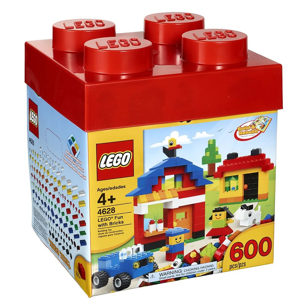 LEGO Fun with Bricks (4628)