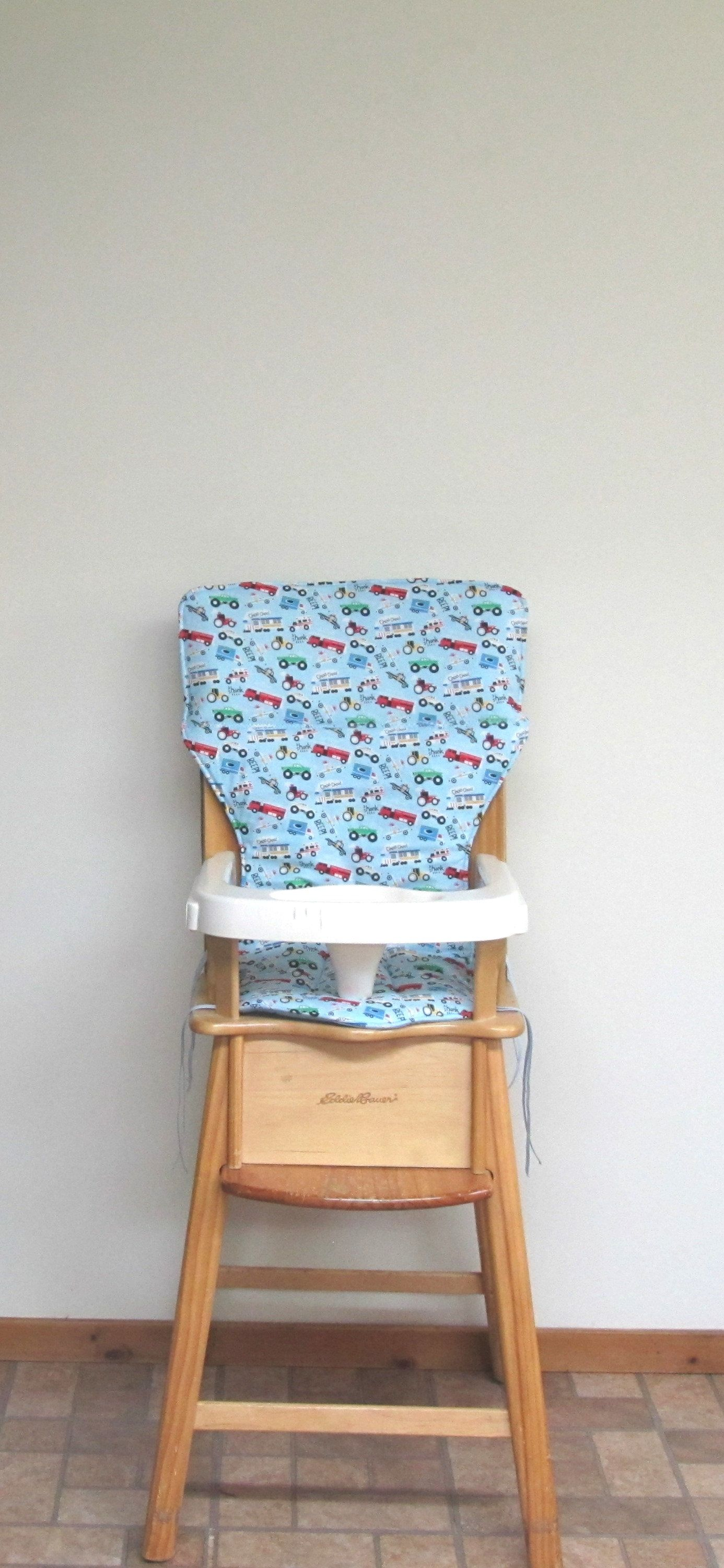 Eddie Bauer replacement childrens high chair cover