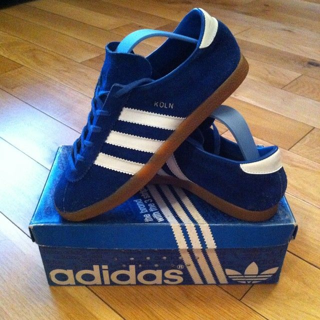 adidas original Koln made in Yugoslavia with original box