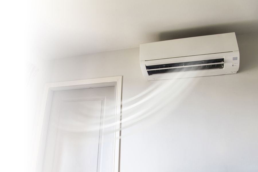Are You Trying To Convert Your Basement Into A New Comfortable Living Space But Stymied By Room Air Conditioning Ductless Air Conditioner Cool Basement Ideas