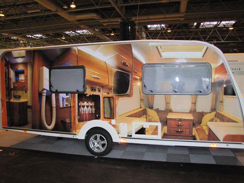 Caravan wrap | Cars And Motorcycles | Caravan vehicle