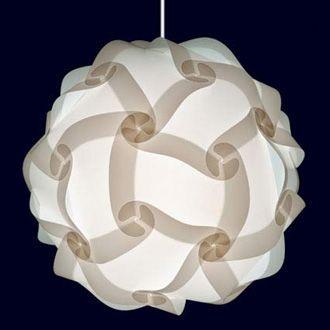 Perfil claudia46 como hacer la lampara de papel - Lamparas de techo de papel ...