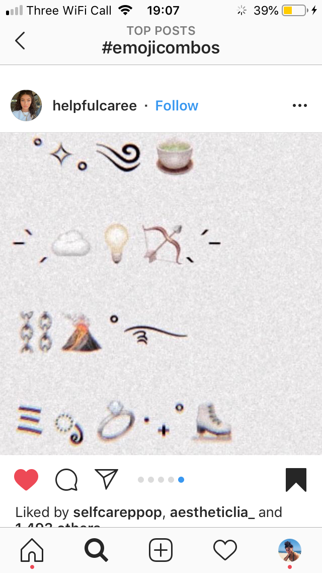 Photo of Emoji combo 🕊