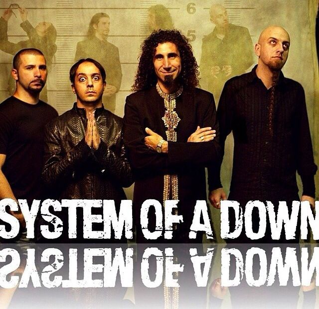 System Of A Down With Images System Of A Down Down Song