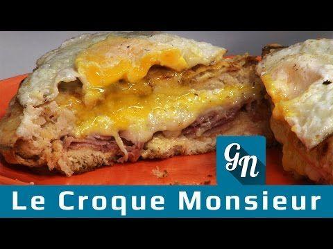 Aprenda a fazer Le Croque Monsieur (misto quente gourmetizado) com molho especial   Catraca Livre