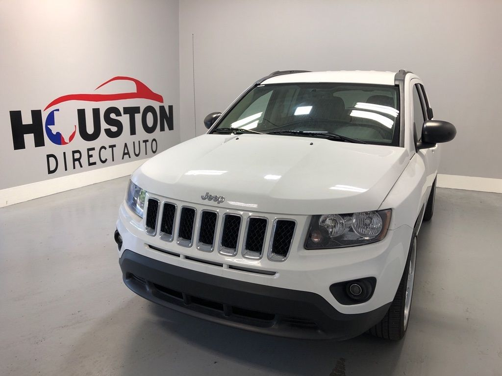 Name 2016 Jeep Compass SportClean CARFAX Stock 567907,2