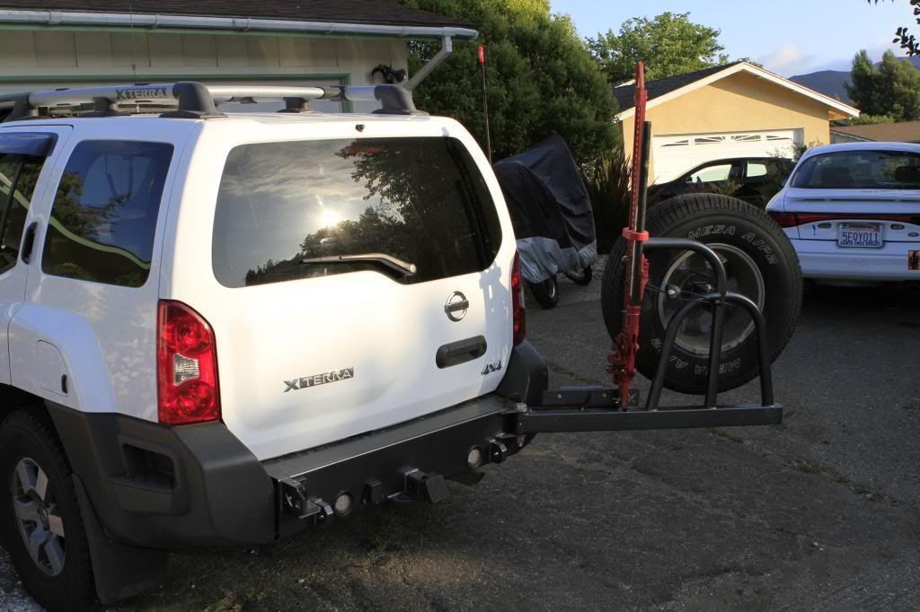 Review: MaxTERRAu0027s Rear Bumper   Second Generation Nissan Xterra Forums ( 2005+)
