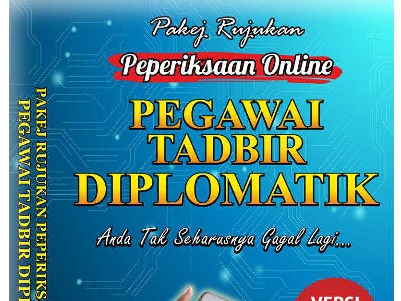 Buku Rujukan Exam Online PTD Terkini Exam, Online, Book
