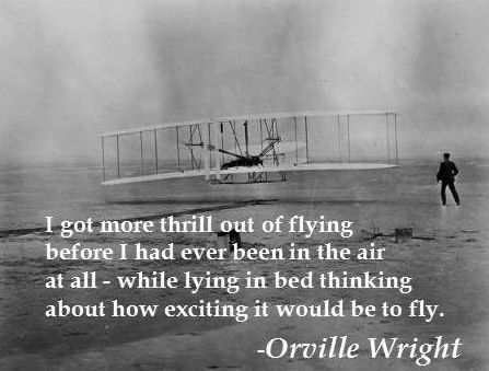The Wright Brothers Quotes Pinkathy Shedletsky On Quotes  Pinterest