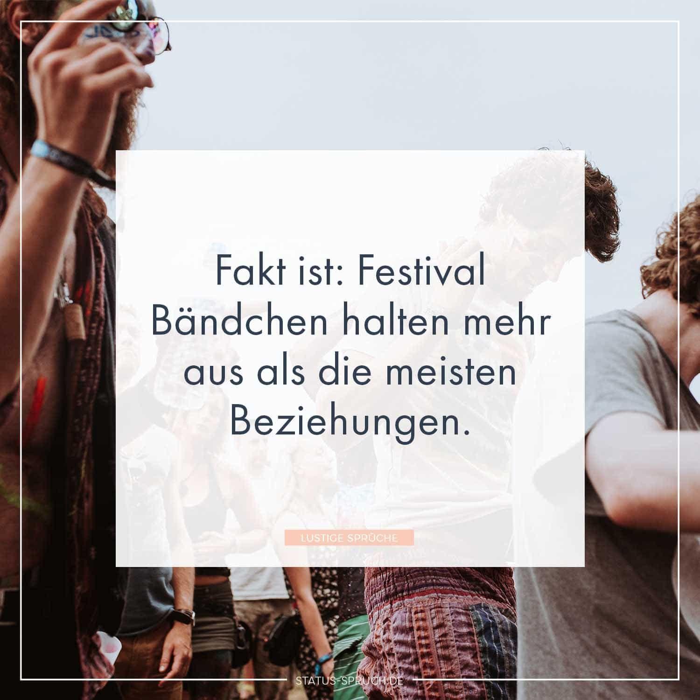 Fakt Ist Festival Bändchen Halten Mehr Aus Als Die Meisten