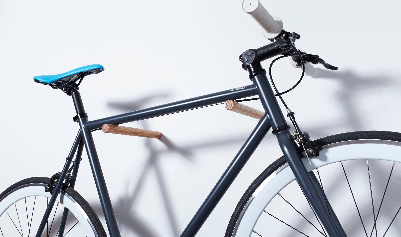10 Creative Ways to Hang Up Your Bike Fahrradständer