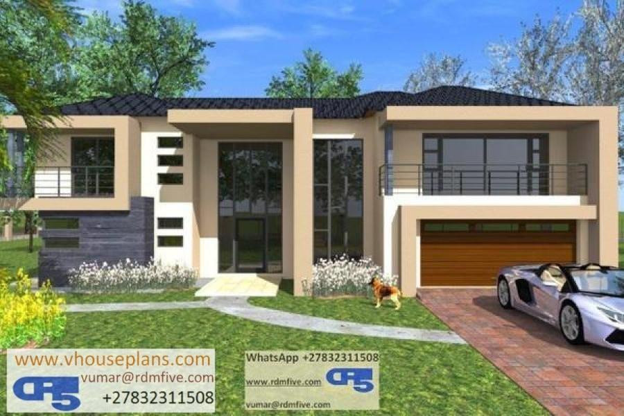 RDM5 House Plan No W2332 Double storey house plans