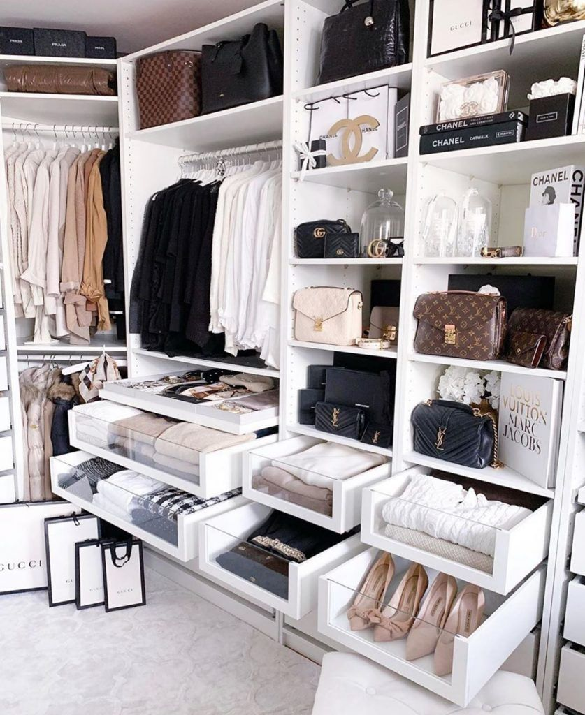Closet Projects Measures And 60 Inspirations In 2020
