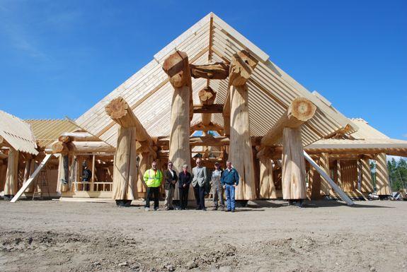 Pioneer Log Homes ) | ( Pioneer Log Homes ) British Columbia ...