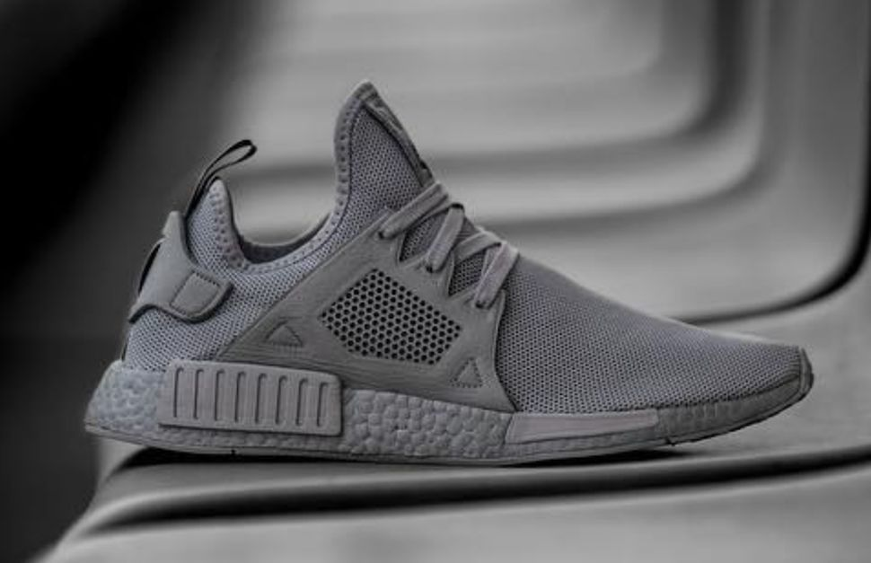 "the latest a9aa6 e0844 adidas NMD XR1 ""Silver Boost"""