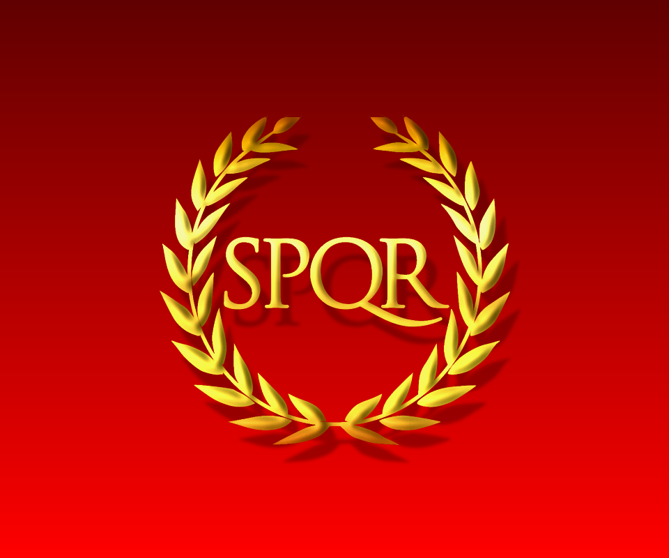 Senatus Populusque Romanum The Senate And People Of Rome Roman Empire Roman History Roman Legion
