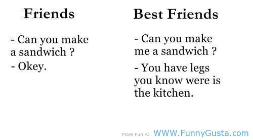 Funny Best Friend Quotes | Fun and the funny way , Funny images
