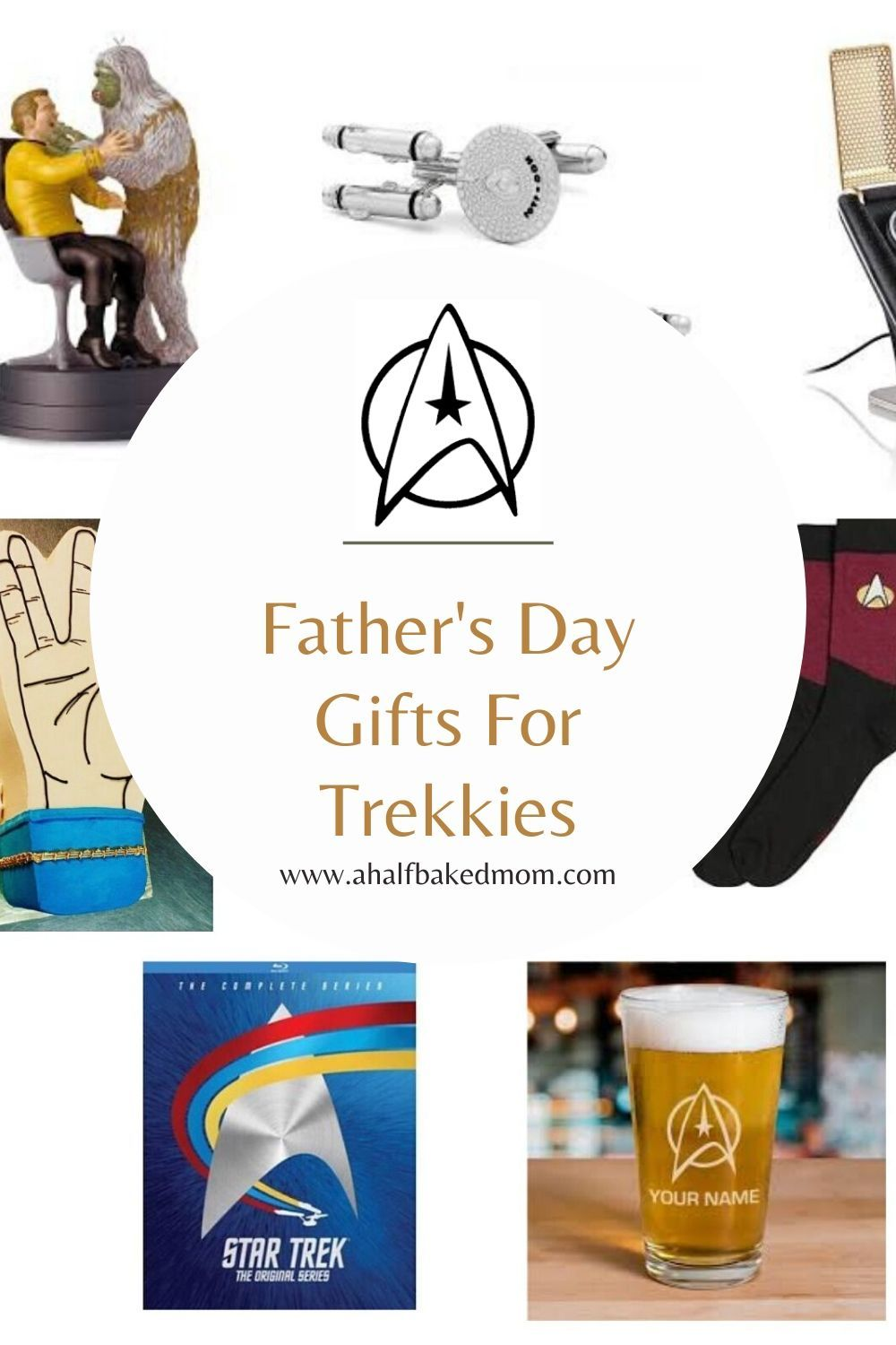 Fathers day gift guide for trekkies in 2020 fathers day