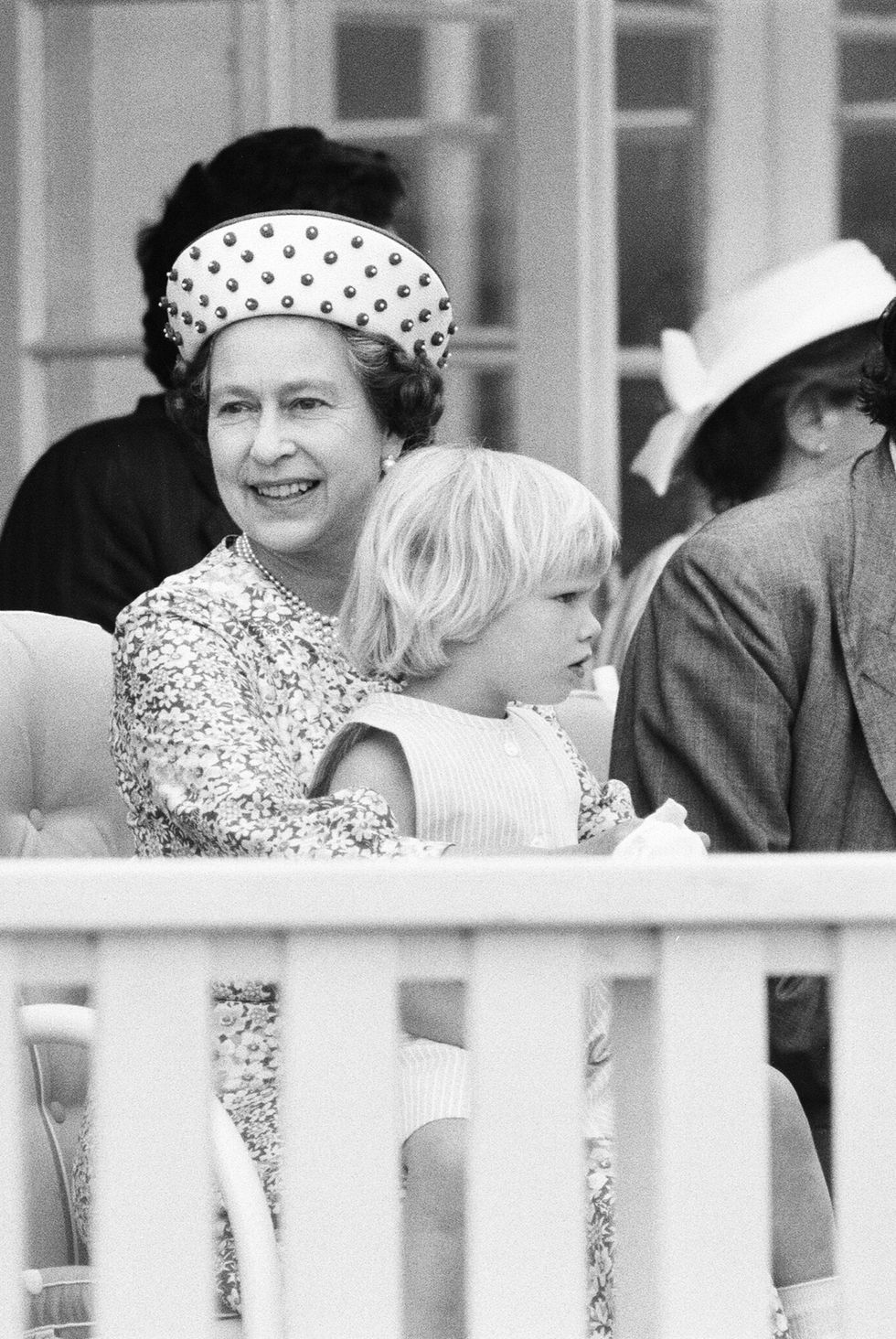 30 Times Queen Elizabeth Was the Ultimate Grandma Queen