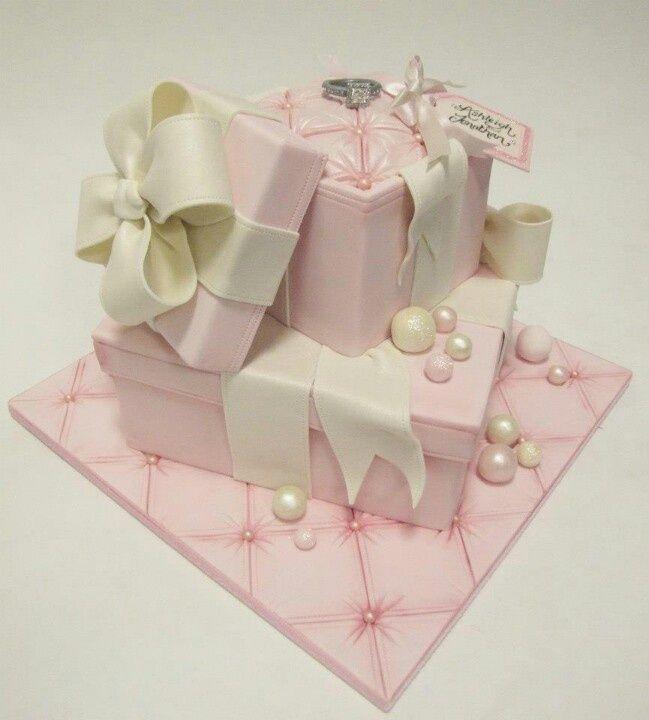 Elegant Hat Box Cakes Emma Jayne Cake Design
