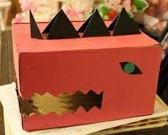 Dinosaur Valentine Box | Dino Valentineu0027s Box