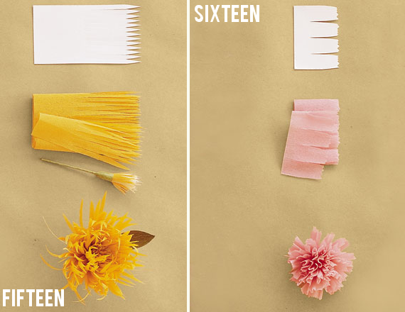 20 crepe paper wedding ideas youll love pinterest crepe paper crepe paper flowers i think im trying to get enough to make a bouquet of all different types of flowers mightylinksfo