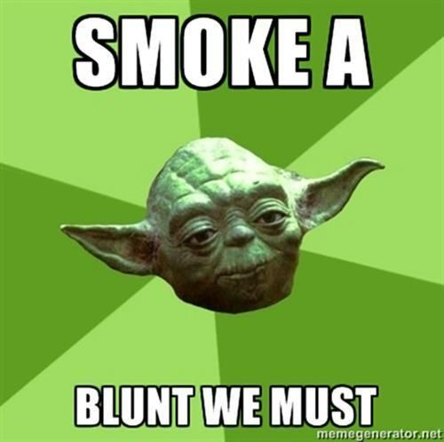 Pin By Ultra420 On Hemp Yoda Meme Star Wars Memes Yoda Speak