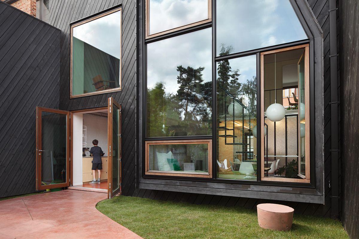 NU architecten | Zot van A rchitectuur | Pinterest | Architecture ...