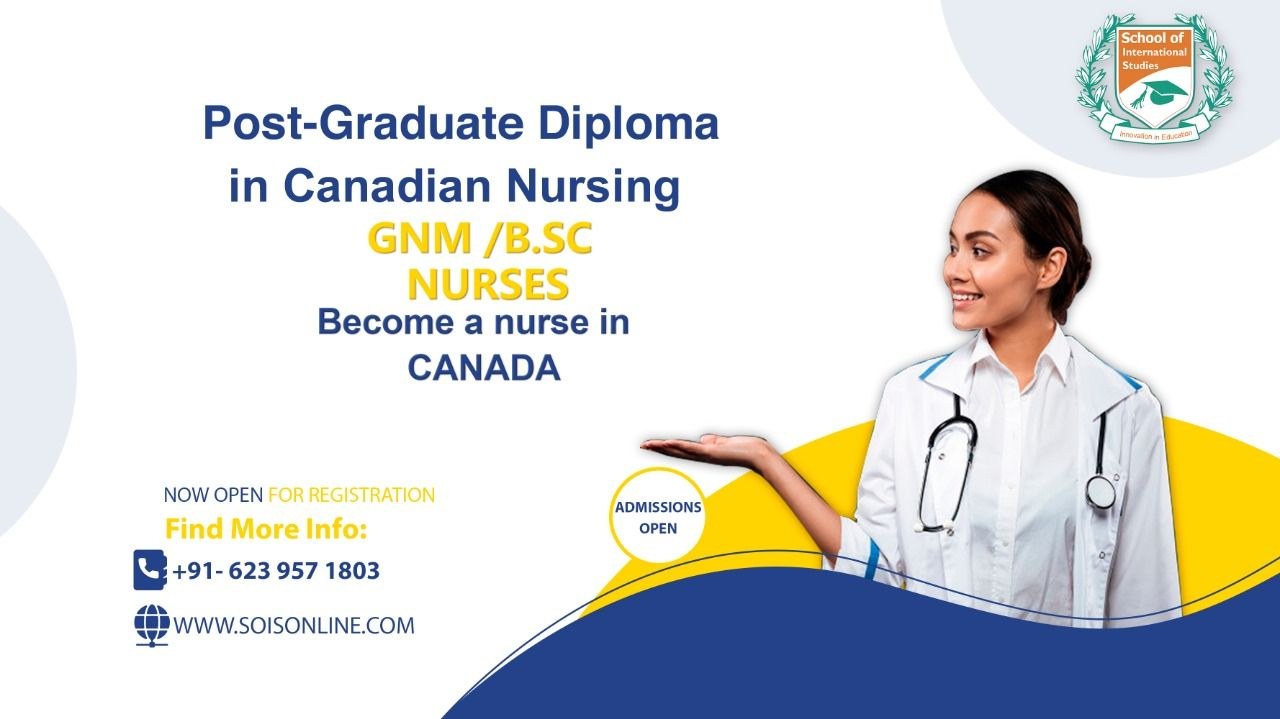 Grab the opportunity to Post Graduate Diploma in Canadian