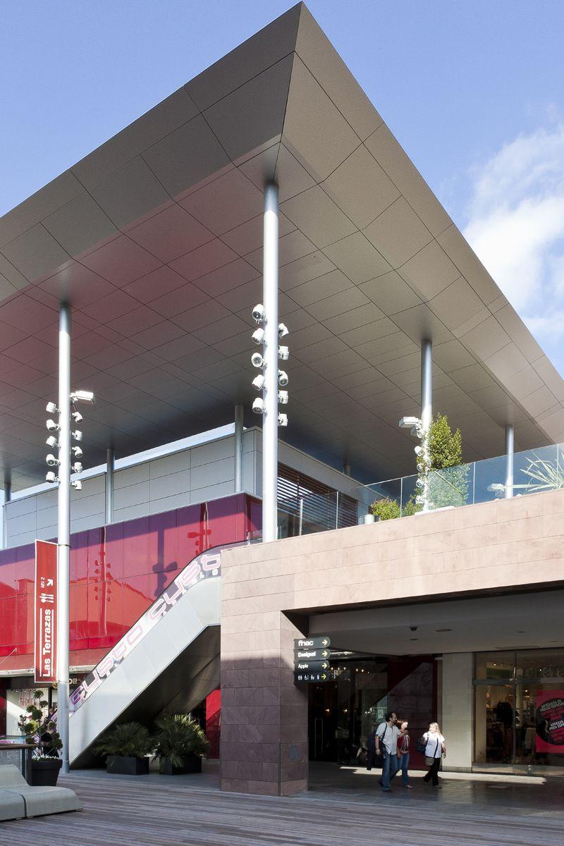 L35 La Maquinista Oasis Estepark Arquitectura Comercial  # Muebles Oasis Caseros