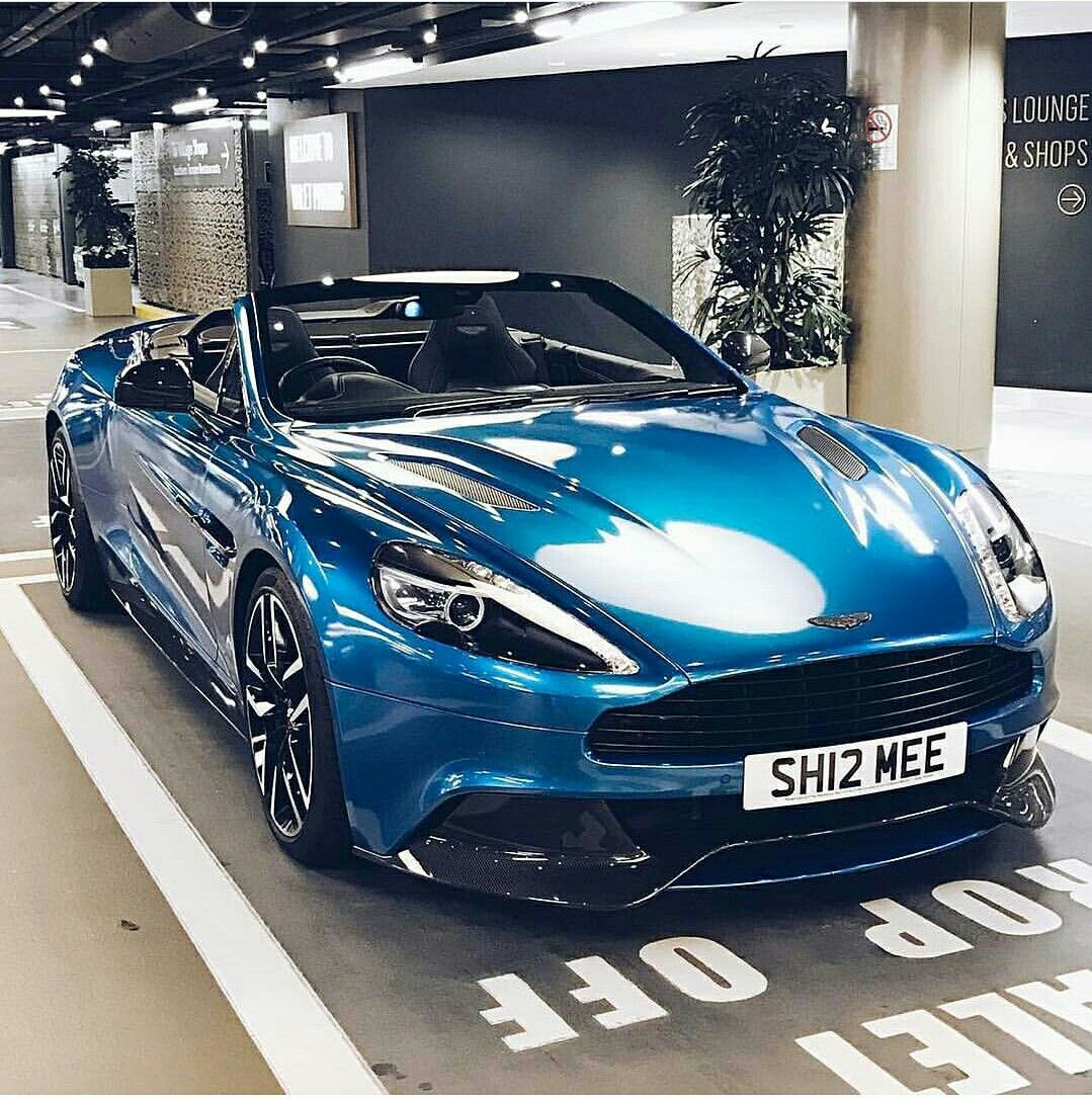 Aston Martin US Trailer Would Like To Rent Used Trailers In Any - Aston martin vanquish rental