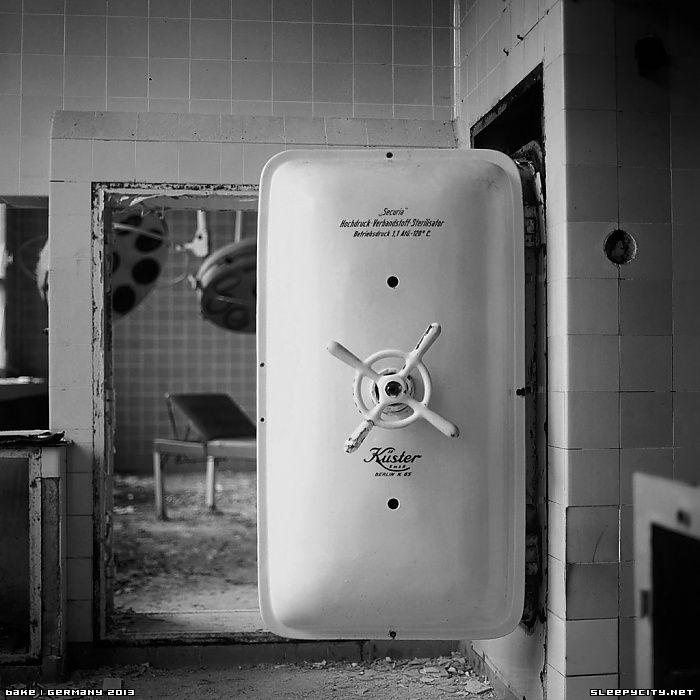 Military Hospital, Germany