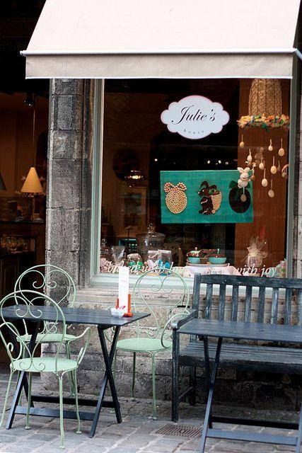 Julie\'s bakery, Gent (Belgium) - Cupcake, Meisjes en House