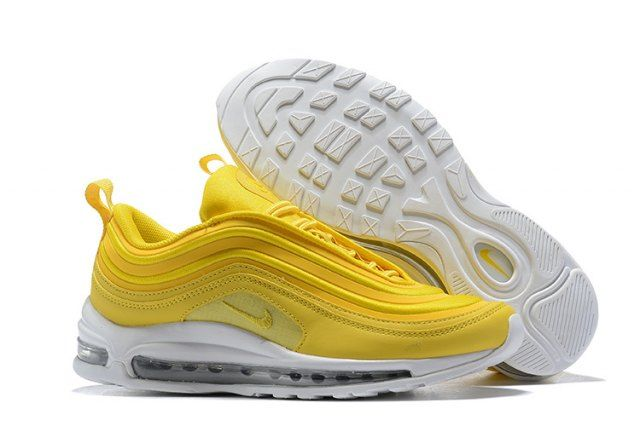 Enthusiasm Nike Air Max 97 Mustard Yellow White 921733 701 Women s Men s  Footwear Running Shoe in 2019  274d5ac9f