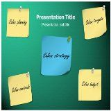 sales strategy powerpoint template | sales strategy ppt templates, Modern powerpoint