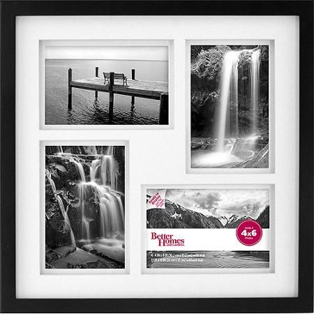 Better Homes and Gardens Gallery Collage Frame - Walmart.com | Front ...