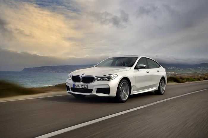 An All New Way To Turn Heads The First Ever Bmw 6 Series