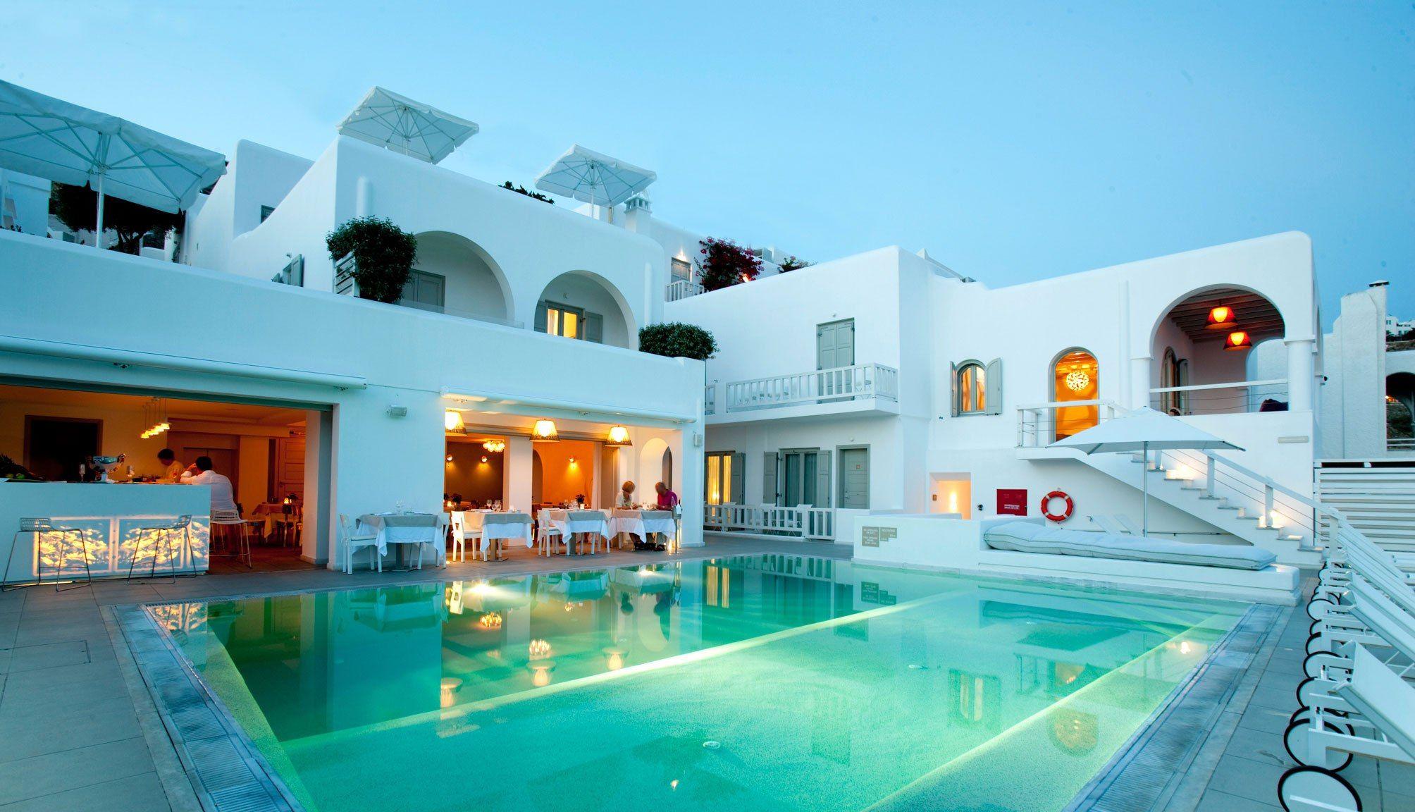 Grace Mykonos Hotel Greece