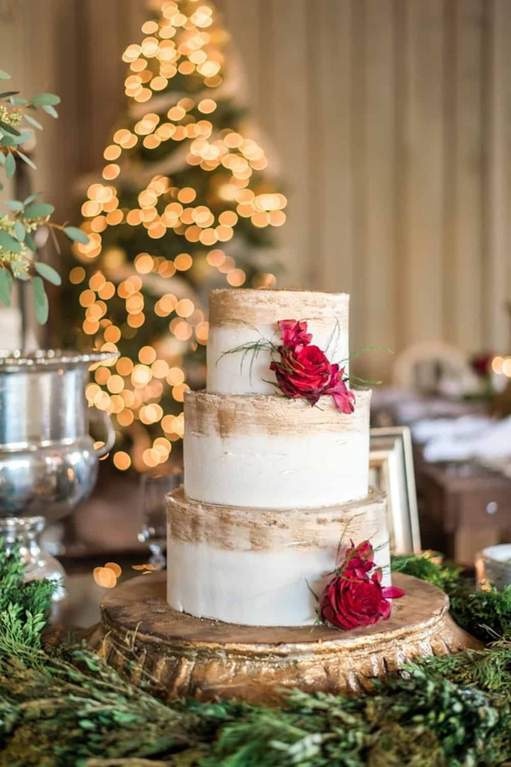 Rustic December Wedding in Tuscaloosa: Kate & Steven ...